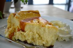 Salted Caramel Cheesecake at Loaf Cafe, Ballito Salted Caramel Cheesecake, Coffee Shop, Pie, Desserts, Food, Coffee Shops, Torte, Tailgate Desserts, Loft Cafe