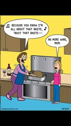 I'm all about the baste....