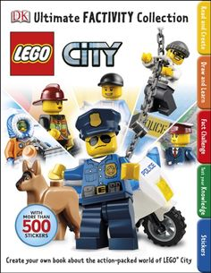 Lego City Ultimate Factivity Collection (9781409352570) | hive.co.uk