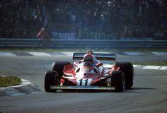 Niki Lauda, Monza 1977, Ferrari 312T2