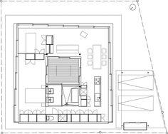 La casa sin paredes del estudio japonés Tezuka Architects | Interiores Minimalistas