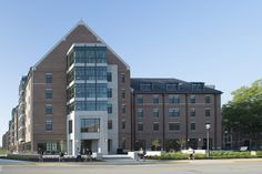 Honors College and Residences - dedicated 9/9/16 (photo via Purdue University/Mark Simons)