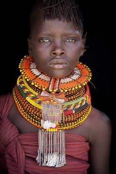 African Tribes, African Women, African Art, Tribal People, Tribal Women, African Beauty, African Fashion, Young Paris, John Kenny