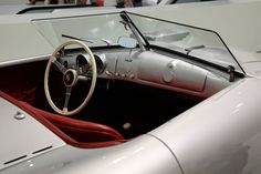 Porsche 356 Nr.1 Roadster : 1948 | Cartype