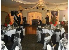 """Photo 4 of 8: Hollywood Theme / Quinceañera """"My Double Quince ( 30th)""""   Catch My Party#"""