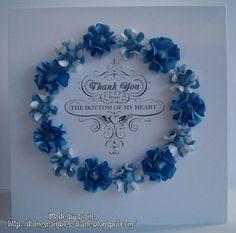 Dianes Rambles: Blue Flowers