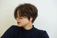 curly thin hairstyles thin hairstyles and thin hairstyles hairstyles round face thin hairstyles hairstyles for prom thin hairstyles medium length hair thin hairstyles with bangs Tomboy Haircut, Tomboy Hairstyles, Bob Hairstyles, Bob Haircuts, Hairstyles Pictures, Short Thin Hair, Girl Short Hair, Short Hair Cuts, Short Hair Tomboy