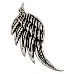 Femme Metale Angel Wing Necklace now featured on Fab.