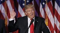 Aller vorigen Umfragen zum Trotz hat Donald Trump die Wahl zum 45. US-Präsidenten für sich entschieden. Obwohl noch einige Bundesstaaten auf ihre Auszählung warten, liegt der Kandidat der Republikaner am Montagmorgen uneinholbar vor seiner Widersacherin Hillary Clinton.