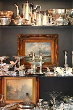 Repinned. How to Shop Smart for Antiques. Antique Silver