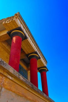 Ruins from Knossos