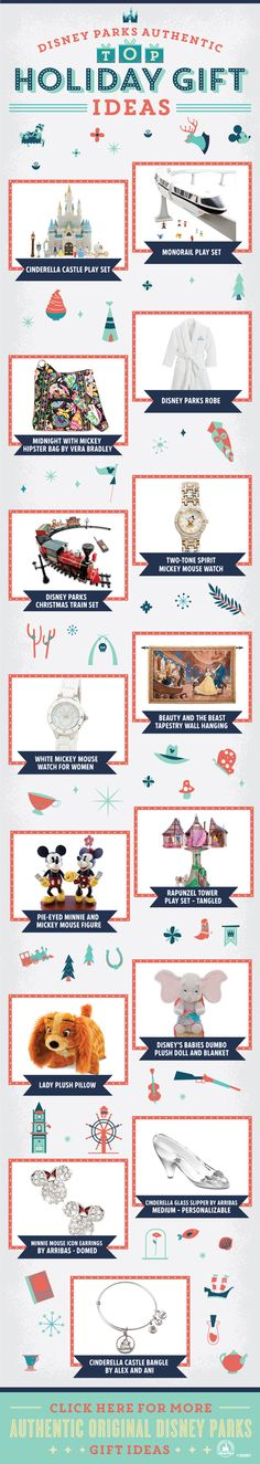 Disney Parks Top Holiday Gift Ideas!