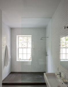 Brooklyn Bathroom designed by Solveig Fernlund and Neil Logan