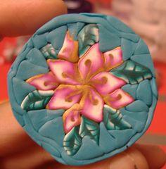 FimoCrazy - Polymer Clay Escapades.: Tropical Flower Tutorial Part 2