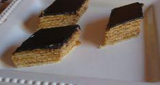 Grillázs töltelékes nápolyi - Süss Velem Receptek Krispie Treats, Rice Krispies, Cupcakes, Food, Candy, Cupcake Cakes, Essen, Meals, Rice Krispie Treats