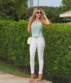Perfect Casual Work Outfit Summer, Cute Casual Outfits, Casual Chic, Summer Outfits, Latest Outfits, Fashion Outfits, 90s Fashion, Womens Fashion, Fashion Tips