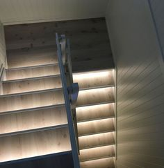 Stairs, Shelves, Led, Home Decor, Creative, Stairway, Shelving, Decoration Home, Room Decor