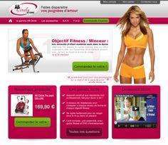 www.abcircle.fr (magento)   boutique du célèbre appareil pour abdominaux abcircle