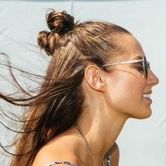 THE TWO-HIT WONDER: DOUBLE TOP KNOT