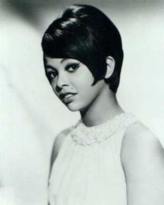 Tammi Terrell, American recording artist and songwriter, 1945-1970 #motown