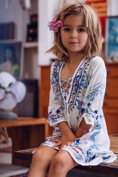 50 Best Inspiratoin for Little Girl Haircuts - Kids Fashion Fashion Kids, Little Girl Fashion, Fashion Clothes, Little Girl Haircuts, Kids Cuts, Little Fashionista, Stylish Kids, Kind Mode, Girl Hairstyles