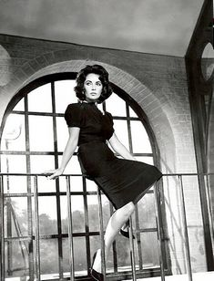 We Had Faces Then — Elizabeth Taylor / publicity photo for Suddenly,... Classical Hollywood Cinema, Classic Hollywood, British American, Child Actresses, Elizabeth Taylor, Best Actress, Suddenly, Vintage Images, American Actress