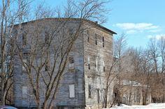 Crescent Roller Mills in Waupaca County, Wisconsin.