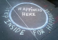 Does a happier you make it easier to stay on your diet? If so, check out this smile-inspiring sidewalk art slideshow: http://www.oprah.com/spirit/Sidewalk-Art-Happiness-Images