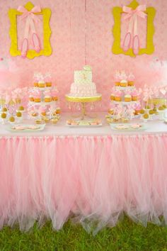 Baby Shower Party Ideas | Photo 4 of 12 | Catch My Party