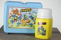 the smurfs from the 80s - Google Search