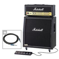 Marshall JVM410 + 1960AV Halfstack « Stack para guitarra
