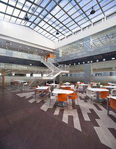 Orange call center by 3g Office, Oviedo – Spain