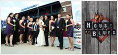 House Of Blues wedding in Dallas