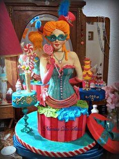 Torta esculpida   Natalia Da Silva Carmona