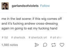 "26 Jokes That'll Make ""Sherlock"" Fans Need A Little Lie Down"