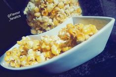 Salted Caramel Popcorn recipe by Aqueelah Hadia posted on 03 Jul 2019 . Recipe has a rating of by 1 members and the recipe belongs in the Snacks, Sweets recipes category Popcorn Recipes, Sweets Recipes, Chocolate Tiramisu, Salted Caramel Popcorn, Popcorn Kernels, Food Categories, Macaroni And Cheese, Sweet Treats, Snacks
