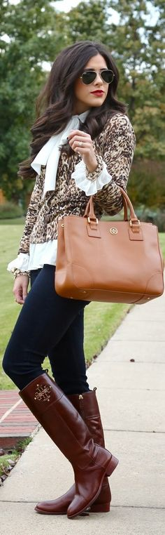 Tory Burch / Fashion By The Sweetest Thing