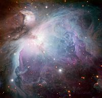 Orion Nebula (click for larger version)