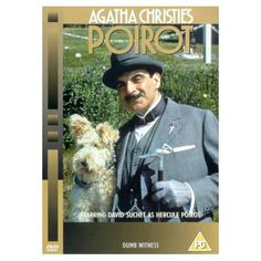 The Agatha Christie's Poirot episode Dumb Witness (1996) features a wire Fox Terrier named Bob.
