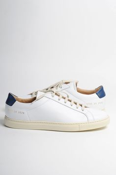 COMMON PROJECTS Original Achilles Vintage White Low Top. I don't think I'll ever be able to spend so much on something like this, but I want them so badly.