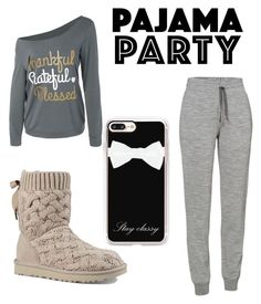 """""""Untitled #1"""" by garnikab ❤ liked on Polyvore featuring Icebreaker, UGG and Casetify"""