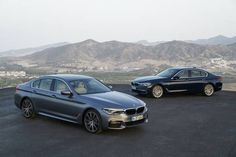 Awesome BMW 2017: The new BMW 5 Series Sedan, Luxury Line and M Sport (10/2016). - 09.01.2017. BMW... Car24 - World Bayers