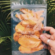 Our friend ready to do some quality control on our dried mangoes 🌞 Fruit Packaging, Food Packaging Design, Bag Packaging, Coffee Packaging, Dried Mangoes, Dried Fruit, Fruit Leather Recipe, Dried Pineapple, Plastic Design