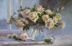 artist Nikolaev Jury, Aroma