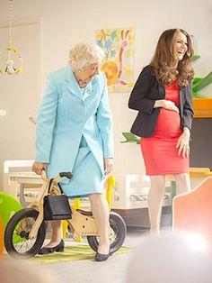 Des images privées de la famille royale britannique en plein préparatifs s'avèrent être une publicité