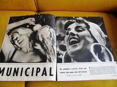 Cruzeiro 1959 Carnaval Mansfield Hotel Gloria Vedetes - R$ 50,00 no MercadoLivre
