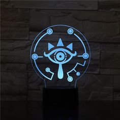 Apex Legends LED Lighted Wall Sign Gaming Night Light Battle Royal Man cave Room