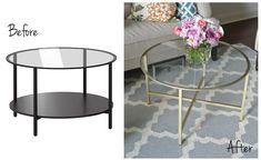 Ikea Hack : Vittsjo Coffee Table
