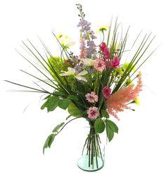 Door de hoge kwaliteit van onze zijden bloemen zijn deze niet meer van echt te onderscheiden. Ze hebben geen water nodig en zullen niet verwelken of verkleuren, hierdoor heeft u geen omkijk meer naar uw planten. Dit is de voornaamste reden dat de bloemen aan populariteit winnen. Daarnaast zijn zijden bloemen ideaal om sfeer te brengen op kantoor, in uw winkel of eigen zaak. Stel een boeket samen als cadeau of maak je eigen bloemstuk. www.decoratietakken.nl
