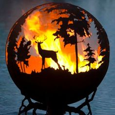 7 Gorgeous Fire Pits to Light Up Your Yard  This is for you Loie